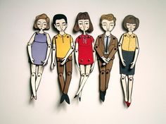 moveable paper dolls