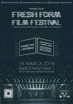 Zgłoś swój film na 6. edycję Fresh Form Film Festival! - Aktualne konkursy - Filmoteka Szkolna