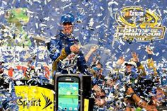 Brad Keselowski Opens the Chase with a Win