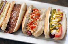 6 ways to make your hot dog the top dog : Lifestyles