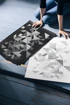 Graphic Design From Around the World: Scandinavian Design – Design School