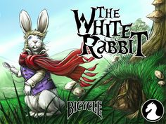 The White Rabbit Bicycle deck