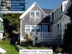 See 1 photo from visitors to Downeast Maine Vacation Rentals. Maine Vacation Rentals, Blue Hill, Coastal Cottage, Condo, Tours, Mansions, House Styles, Places, Home