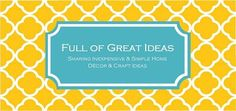 Full of Great Ideas: DIY Foaming Soap Refill