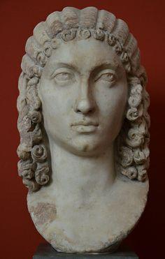 A Roman lady, c. AD 220, Ny Carlsberg Glyptotek, Copenhagen