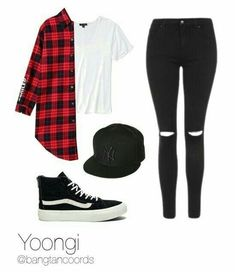 Clothing ideas on korean fashion outfits 729 - Source by frozendragoon ideas korean Kpop Fashion Outfits, Fashion Mode, Edgy Outfits, Swag Outfits, Cute Casual Outfits, Outfits For Teens, Style Fashion, Hijab Casual, Emo Fashion