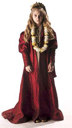 """Doctor Who - La petite Reine qui chante merveilleusement dans l'épisode """" les anneaux d'Akhaten """""""