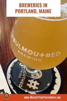 There are 17 breweries in Portland, Maine and 4 more craft beer makers in South Portland, ME. This is a comprehensive guide to all Portland, Maine breweries.