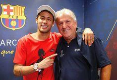 Neymar e Zico Zico, Neymar, Rey, Chef Jackets, Polo Shirt, Polo Ralph Lauren, Soccer, Mens Tops, Shirts