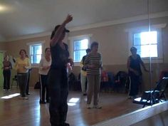 Senior Dance Fit with Theresa B (former zumba gold) Time of my life