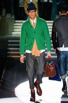 Dsquared2 Menswear Collection