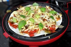 Veggie Quesadillas — Kitchening Around