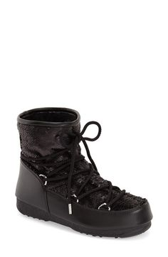 Tecnica® Low Paillettes Moon Boot® (Women) available at #Nordstrom