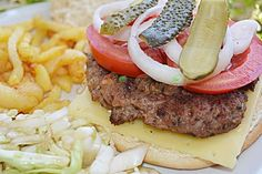 30 Minute Meals, Hamburger, Ethnic Recipes, Food, Essen, Burgers, Meals, Yemek, Eten