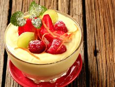 Find the great collection of 381 desserts recipes and dishes from popular chefs at NDTV Food. Know the easy cooking method of desserts recipes step by step. Caramel Custard Recipe, Custard Recipes, Dessert Dishes, Dessert Recipes, Banana Mousse, Stevia Recipes, Stevia Desserts, Fruit Custard, Fruit Love