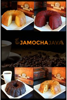 FREE 20oz. Rum Cake with $30 purchase Since our Jamaican Rum Cakes have been so popular, we are offering a FREE 20oz. Rum Cake with any $30 purchase at http://jamochajava.com Simply check out with $30 or more and you will be asked to add the rum cake of your choice for FREE at check out! 10 Servings.