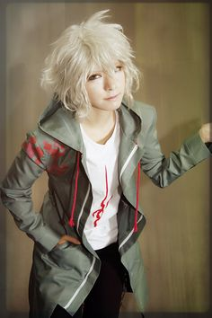 Yamada Ryoko(YMD_R) Nagito Komaeda Cosplay Photo - Cure WorldCosplay