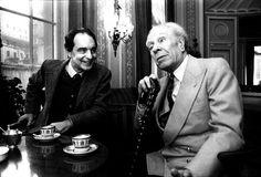 Italo Calvino & Jorge Luis Borges