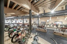Das neue Motorradmuseum auf dem Timmlsjoch (Tyrol Austria)