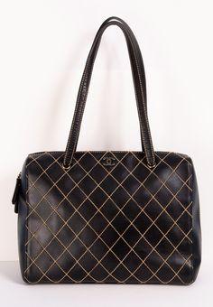 CHANEL SHOULDER BAG @SHOP-HERS $1650