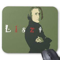 Liszt Mouse Pad