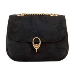 Preowned Wow Celine Of Paris Black Suede Shoulder Or Clutch Bag ($604) ❤ liked on Polyvore featuring bags, handbags, shoulder bags, black, structured shoulder bags, vintage shoulder bag, celine purse, zipper purse, suede shoulder bag and vintage handbags