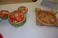 mickey watermelon