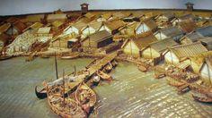 Viking town of Birka