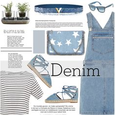 How To Wear Denim-ous Outfit Idea 2017 - Fashion Trends Ready To Wear For Plus Size, Curvy Women Over 20, 30, 40, 50