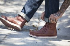 How We Wear Them: TOMS Searcher Boots