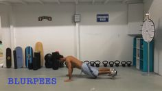 I mean Burpees - Surf Training - Band Burpees, Surf Training, 30 Day Fitness, Jump Squats, Hiit, Kicks, Band Workouts, Exercise, Arms