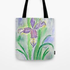 This useful artwork is avaible here: https://society6.com/product/plum-iris-iris-graminea_bag?sku=s6-8558050p29a26v196 #printdesign #flower #flower #wildflowers #bags #totebag