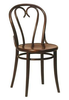 I have 4 maybe 5 of these types of chairs in my crawlspace. They could be extras?    Michael Thonet A16 Bentwood Chair