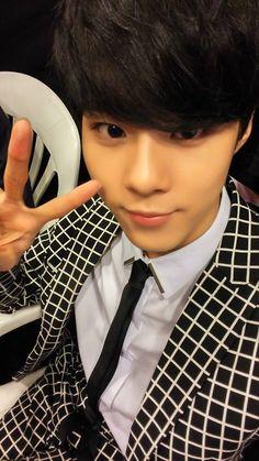 First Member, Wooshin, Revealed, Looks Strikingly Like Park Bo Gum Up10tion Hwanhee, Up10tion Wooshin, Korean Celebrities, Korean Actors, How To Speak Korean, U Kiss, Kim Jin, Bts And Exo, Bo Gum