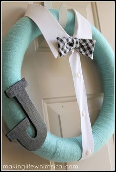 Making Life Whimsical: Little Man Baby Shower {Part One!}