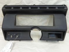 Ford F150 Dash Cluster Bezel Trim Panel Black 80 81 82 83 84 85 86 Bronco F250 #Ford