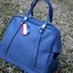Medium 17 Slate Blue Carry-On Tote by American Tourister Tiara