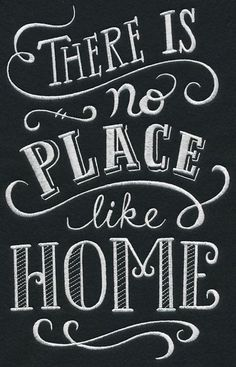 There Is No Place Like Home More