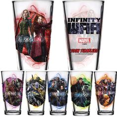 Avengers Infinity War cups released!