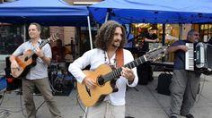 Johannes Linstead 2013 (part 1) Jazz Streetfest Beaches Toronto