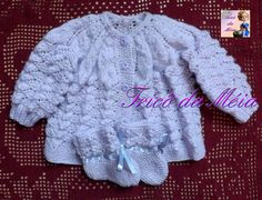 Blouse And Skirt, Blouse Dress, Baby Knitting, Crochet Baby, Toddler Outfits, Fur Coat, Sweaters, Jackets, Clothes