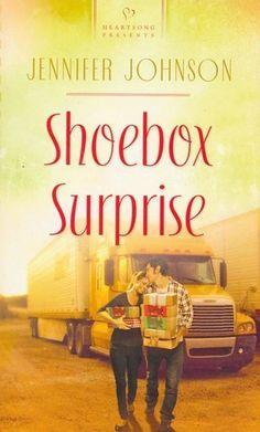 Jennifer Johnson - Shoebox Surprise / #awordfromJoJo #CleanRomance #ChristianFiction #JenniferJohnson