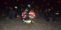Jóvenes de 14 y 15 años los heridos en volcadura anoche en Camargo; él de14 años se encuentra grave | El Puntero