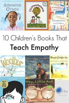 10 Children's Books That Teach Empathy: Stories let kids see the world through someone else's eyes. Here's a list of 10 favorite children's books that teach kids why empathy is important. Kids Reading, Teaching Reading, Teaching Kids, Reading Books, Teaching Empathy, Teaching Kindness, Mentor Texts, Social Emotional Learning, Social Skills