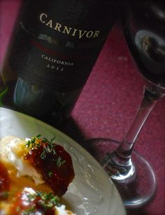 Carnivore Wine- is becoming my favorite...