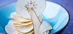 Eple og pære chips, sunt og sprøtt | Lises blogg