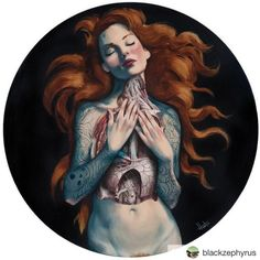 Fernando Vicente.  Botticelli - Venus #Venus #vanitas #fernandovicente #boticelli