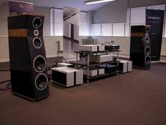 Wizard High-End Audio Blog: Peak Consult at the Arken Show 2010 Sweden