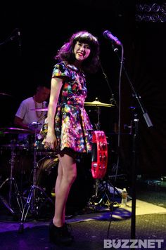Kimbra at The Troubadour in Hollywood (WE'RE OBSESSED)