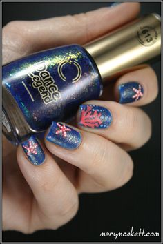 MaryMonkett #nail #nails #nailart